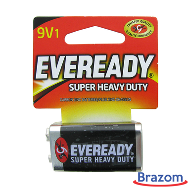 Bateria Eveready 9V