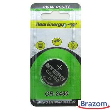 Bateria New Energy CR 2430
