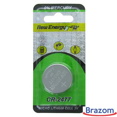 Bateria New Energy CR 2477