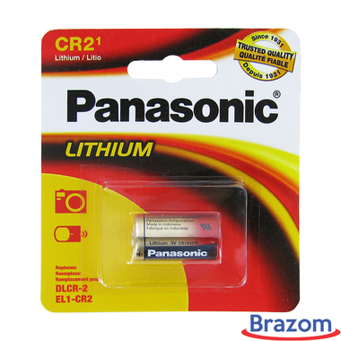 Bateria Panasonic CR-2